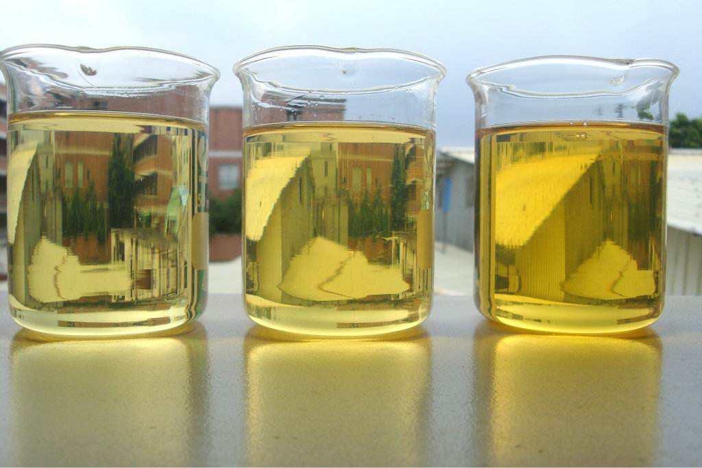 昆山液压油会发黑的原因